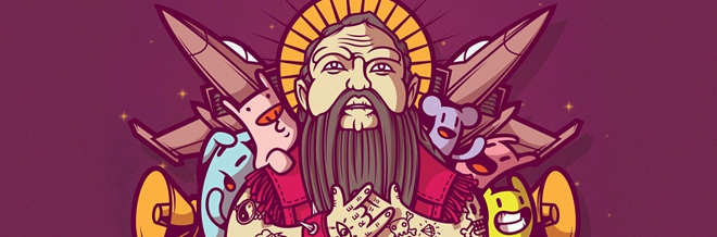 Creativity Let Loose In These Cool Vector Illustrations