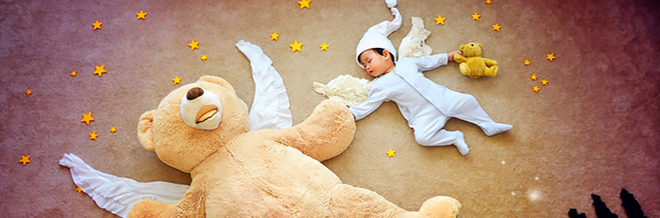 Creative Mom Photographs Her Son's Naptime In Dreamland