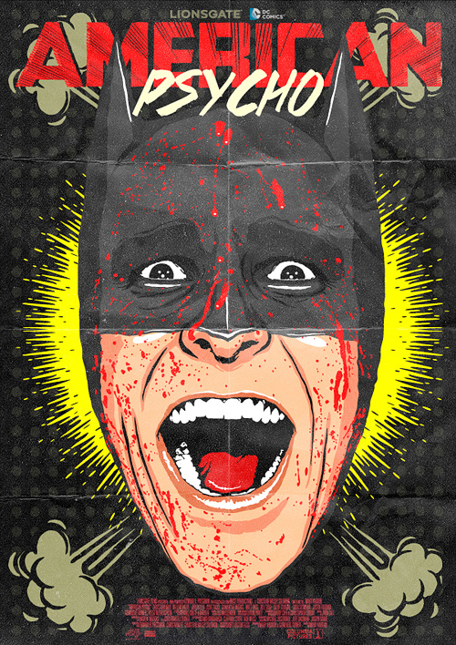 butcher billy american psycho bloody project