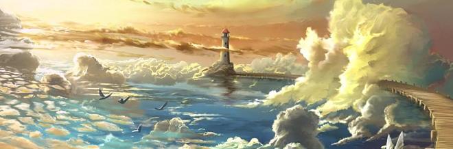 Breathtaking Digital Paintings Of Different Views of the Skies