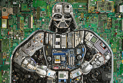 Darth Vader Skywalker Hellwalker
