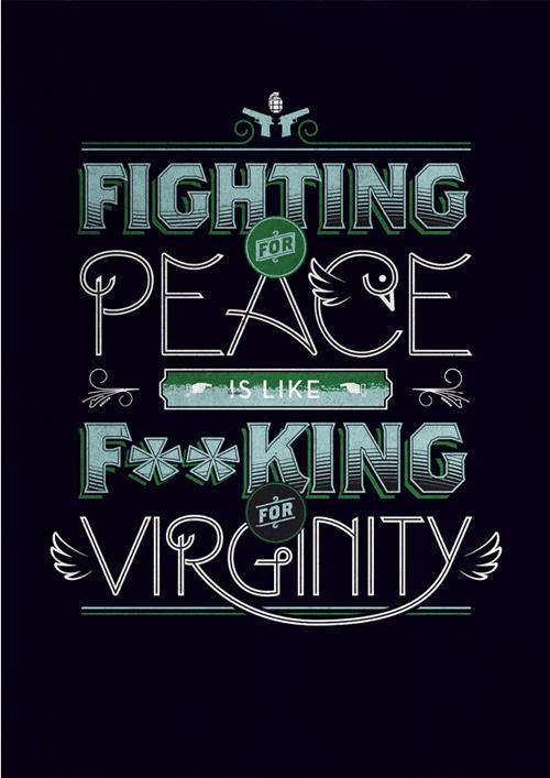 steve bonner typography designs