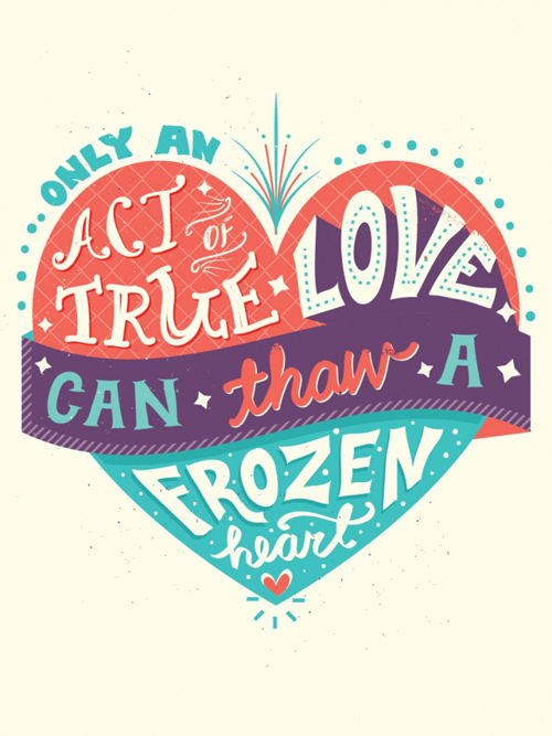 Risa Rodil typography illustrations