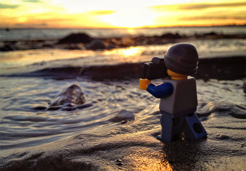 Andrew Whyte Legography LEGO photography