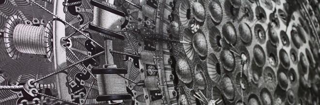 Remarkable Handmade Artworks of Surreal-Steampunk Illustrations