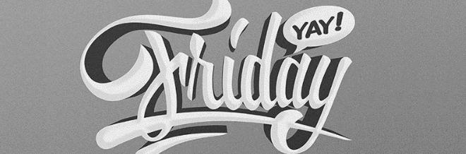 Impressive and Eye-catching Typography Works of Adrian Iorga
