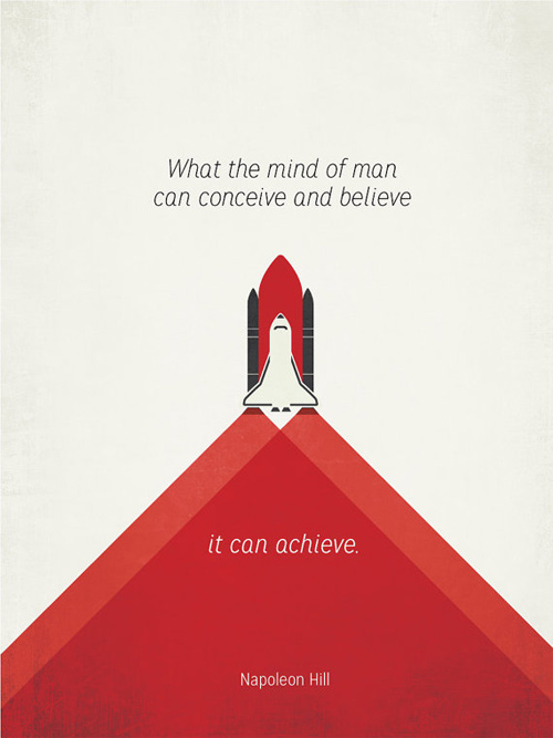 Ryan Mcarthur minimalist illustrations quotes