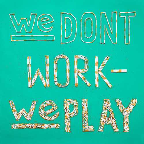 Yanik Balzer Max Kuwertz We Don't Work – We Play