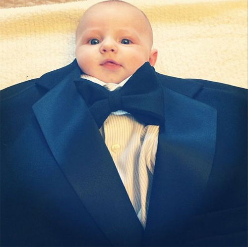 Ilana Wiles @mommyshorts Baby Suiting #babysuiting