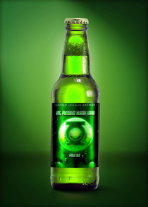 Marcelo Rizzetto Super Hero Beers