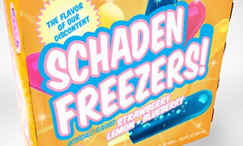 Matt Moore Jason Kreher SchandFreezers popsicles