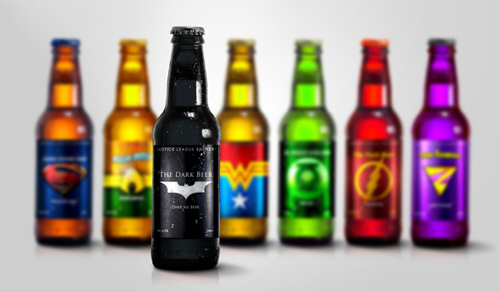 Marcelo Rizzetto Super Hero Beers