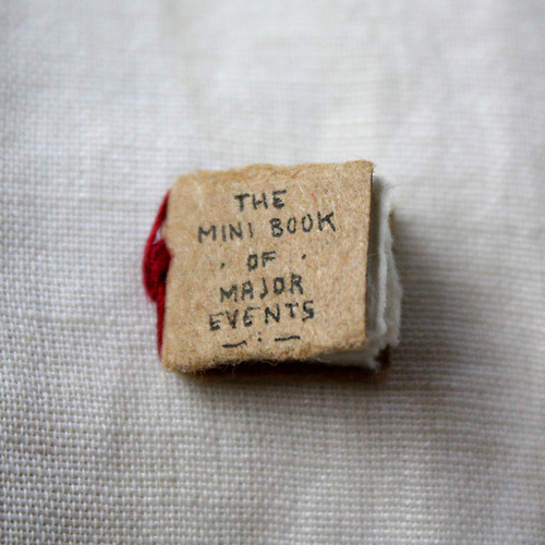Evan Lorenzen The Mini Book of Major events
