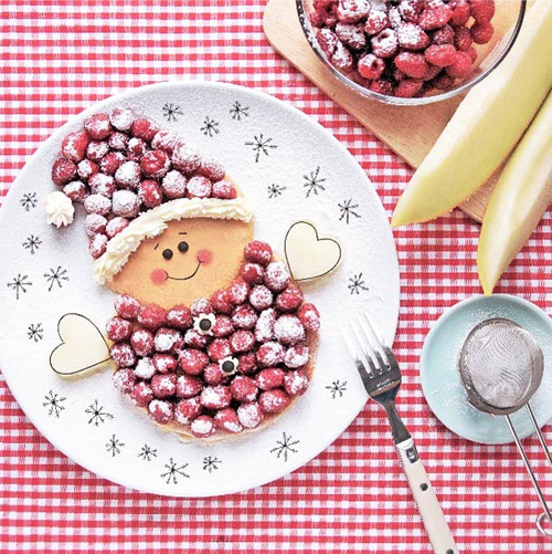 daryna kossar food art designer