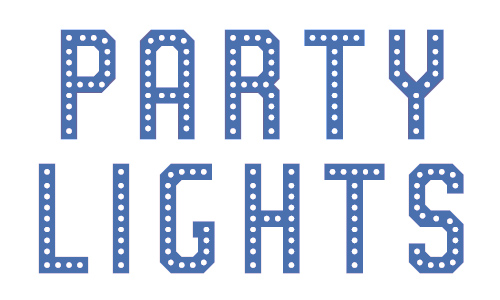 Party free 4th of july fonts