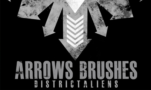 download arrow brushes photoshop