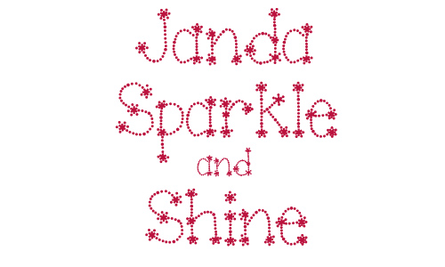 Fireworks sparkle free 4th of july fonts