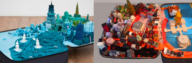 Take Cities Wherever You Go With These Portable Cities Made In Clothes