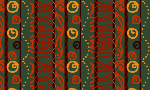 Bamboo free tribal patterns