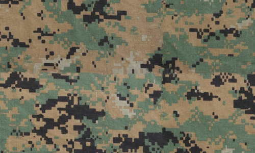 Marine pattern seamless fabric texture
