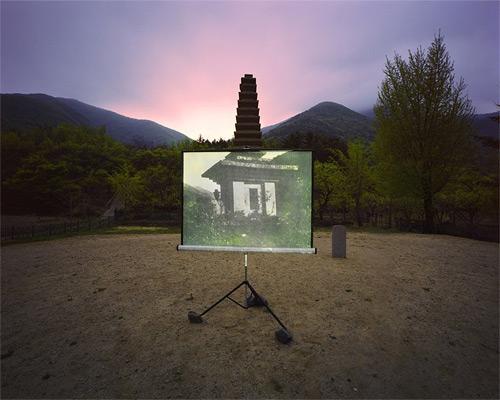 Sungseok Ahn featured Historic Present