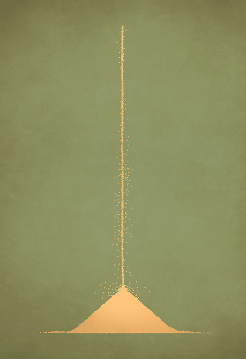 Peter Pan minimalist illustration sinch