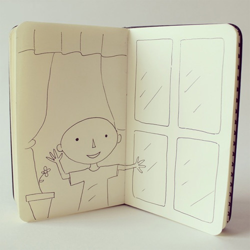 javier perez drawing everyday things featured