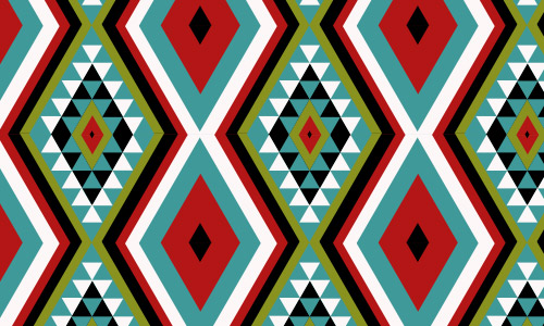 diamond free tribal patterns