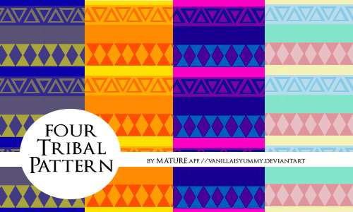creative free tribal patterns
