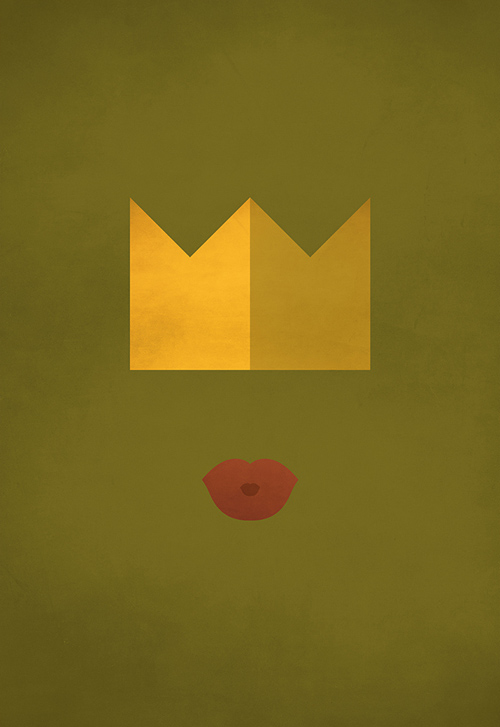 The Frog Prince minimalist illustration sinch