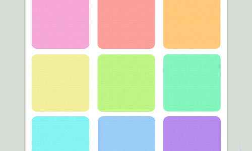 Baby pastel colors paper textures