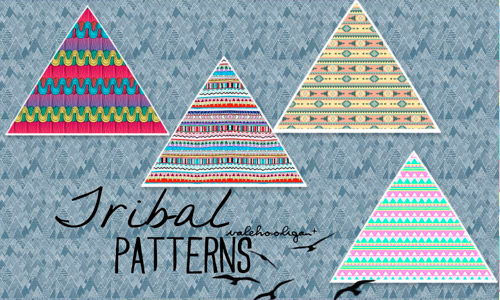prints free tribal patterns