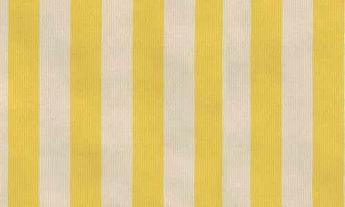 Seamless stripe yellow fabric texture