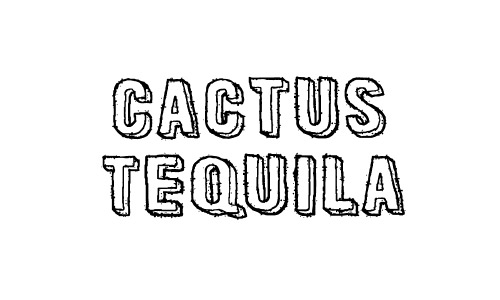 cactus free drop shadown fonts