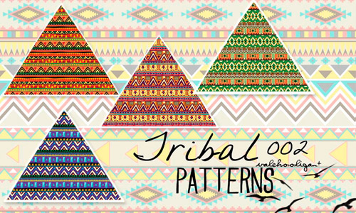 download free tribal patterns