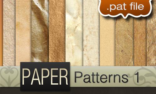 Grunge paper patterns free