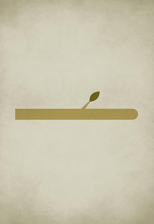 Pinocchio minimalist illustration sinch