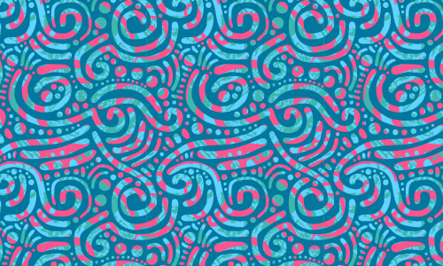 swirly free tribal patterns