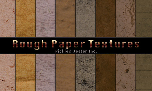 Rough paper patterns free
