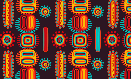 signs free tribal patterns