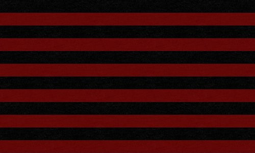 Stripe red black seamless fabric texture