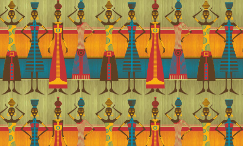 Africa free tribal patterns