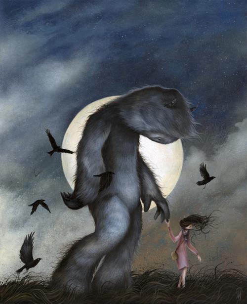 Death Moves Among Us Dan May paintings