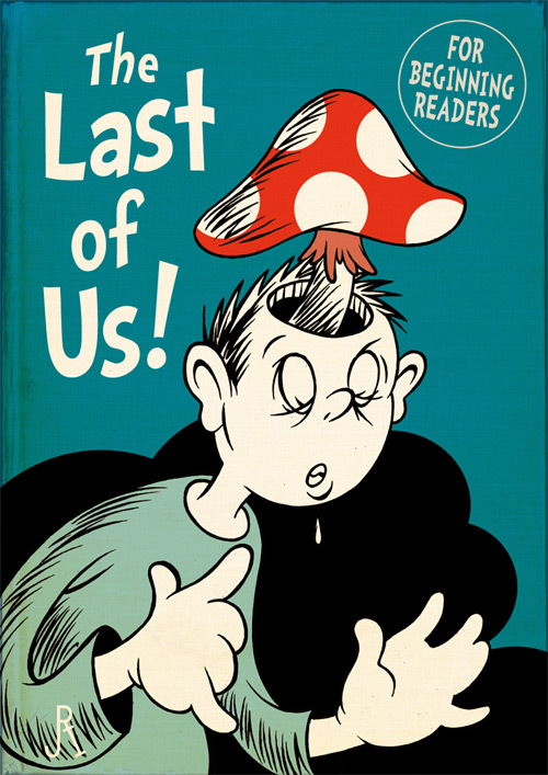 drfaustusAU horror character film video games Dr. Seuss illustration featured