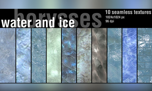 Ripple seamless water textures free