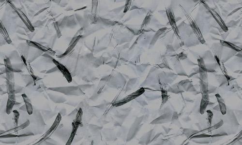 Paint smudge paper texture
