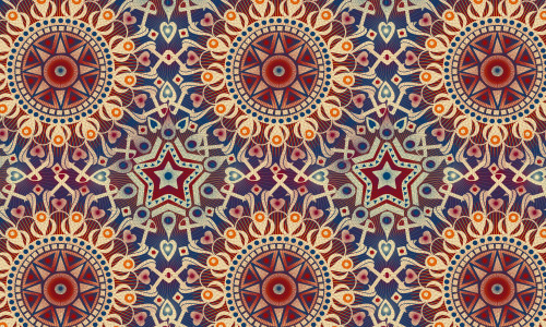 stars free tribal patterns