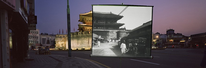 Indulge In Nostalgia With These Photographs of Seoul's Historic Places