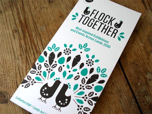 exhibition brochure designs
