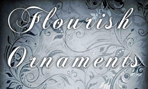 flourish brushes free